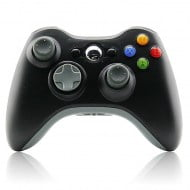 Wireless Gamepad Black - Xbox 360 Controller