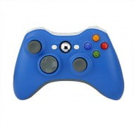 Wireless Gamepad Blue - Xbox 360 Controller