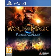 Worlds Of Magic Planar Conquest - PS4 Game