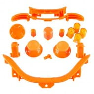 Buttons Set Mod Kits Orange ABXY LB RB LT RT - Xbox 360 Controller